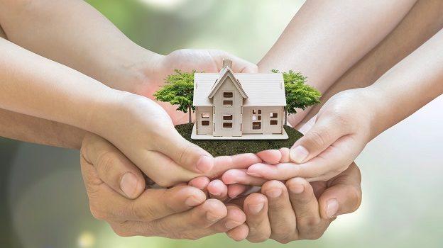 Bild Schenkung oder Vererbung eines vermieteten Mehrfamilienhauses