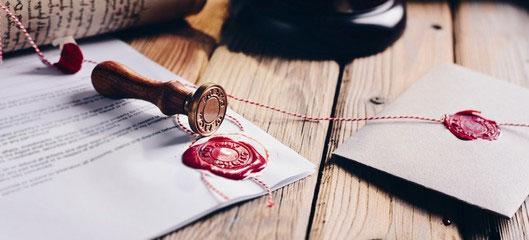 Bild Eigenhändiges oder notarielles Testament